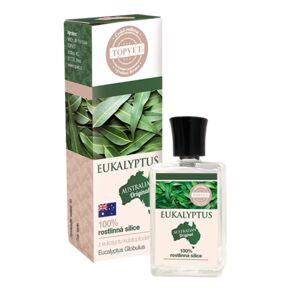 Topvet Eucalyptus 100% silice 10 ml