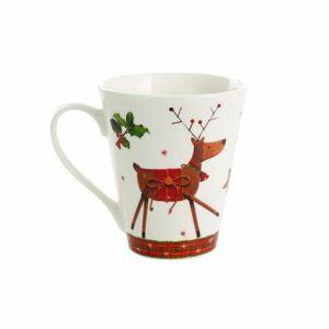 Toro Vianočný porcelánový hrnček Sob, 310 ml