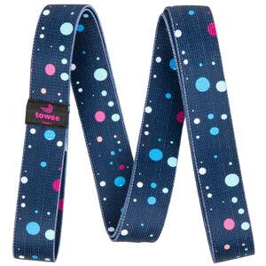 Towee Textilná odporová guma so zarážkou do dverí Cosmic, silný odpor