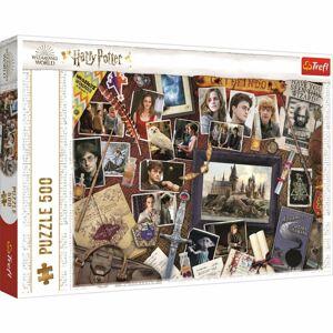 Trefl PTREFL Bradavické vzpomínky 500 dielov puzzle