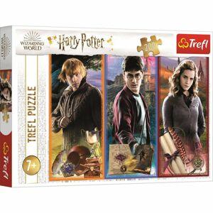 TREFL Harry Potter: Ve světě magie a kouzel 200 dílků