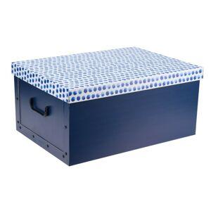 Úložný box Bodka 51 x 37 x 24 cm