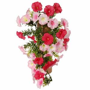 Umelá kvetina Petúnia ružová, 40 cm
