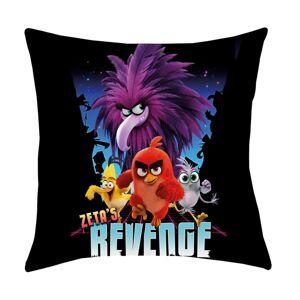 Halantex Vankúšik Angry Birds Movie 2 Revenge, 40 x 40 cm