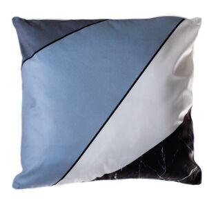 Jahu Vankúšik Geometry modrá, 40 x 40 cm