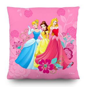 AG Art Vankúšik Princess Disney ružová, 40 x 40 cm