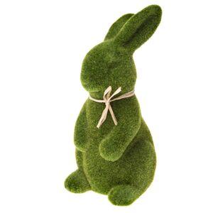 Veľkonočný zajačik Green Bunny, 15 cm