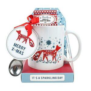 Vianočný hrnček s překvapením It is a sparkling day