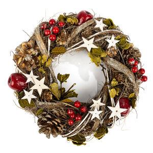 Vianočný veniec Atascadero, pr. 25 cm