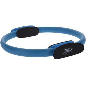 XQ Max Cvičebný kruh na Pilates, modrá, 35 cm