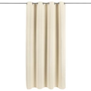 Trade Concept Zatemňovací záves Arwen béžová, 140 x 245 cm