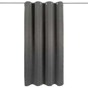 Trade Concept Zatemňovací záves Arwen tmavosivá, 140 x 245 cm